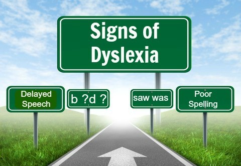 Warning signs of dyslexia in adults advise